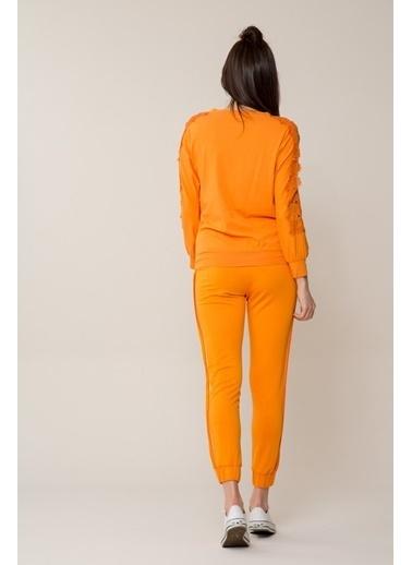 GIZIA Bluz Oranj